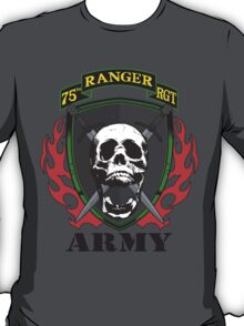75th Ranger Regiment  T-Shirt
