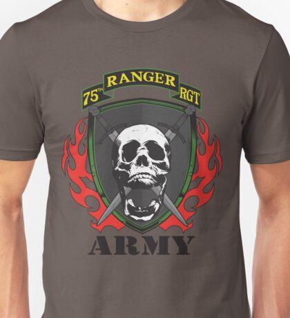 75th Ranger Regiment  Unisex T-Shirt