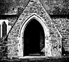 Entrance by Richard Hamilton-Veal