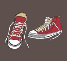 Vintage Converse  by block33