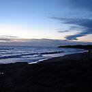 Ocean Sunrise by Diane Petker