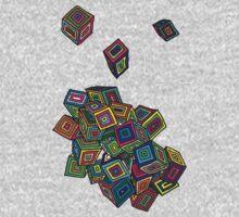 Color Cubes by block33