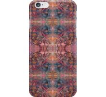 brush and pen squiggles iPhone Case/Skin