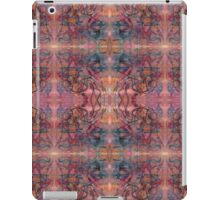 brush and pen squiggles iPad Case/Skin