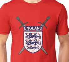 The Crest of England Unisex T-Shirt