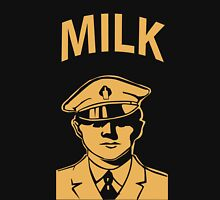 Classic Milk Ad from Russia Unisex T-Shirt