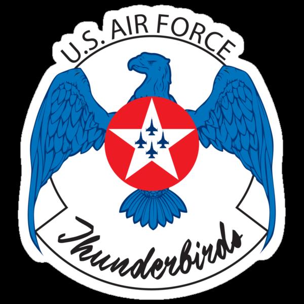 Air Force Thunderbirds by block33