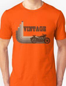 Vintage Motorcycle Tee T-Shirt