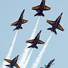 Blue Angels by HoltPhotography