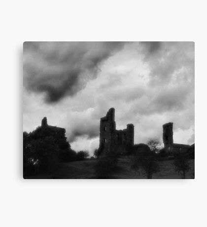 Infrared Shakespeare Canvas Print