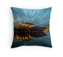 Now thats what I call a Gin Palace .!  Throw Pillow