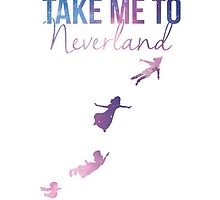 Take Me To Neverland by CloverFi