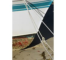 At The Marina ~ Part One Photographic Print