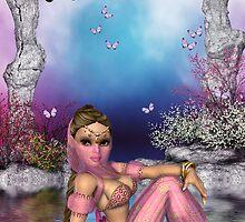 Genie's Paradise by Lisa  Weber