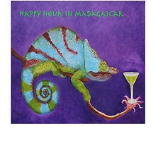 Happy Hour In Madagascar - (with title) by rfhauver