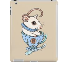 The Silky Spoon Stealer iPad Case/Skin