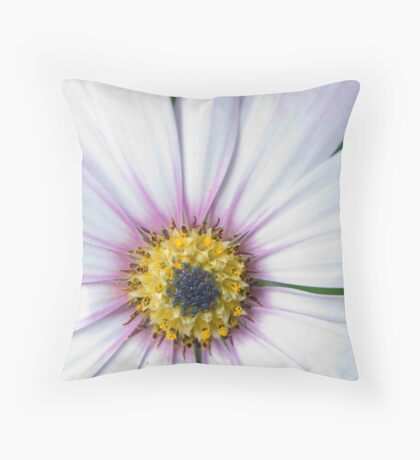 Blooming Cape. Throw Pillow