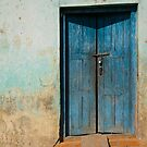 Blue Door by David Reid