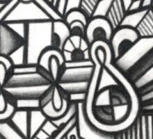 Design 027s1 - by Kit Clock Sticker
