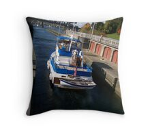 Mariners  Throw Pillow