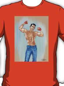 Muscled Guy T-Shirt