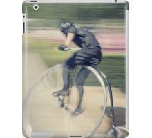 It's All A Bit of a Blur iPad Case/Skin