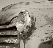 Old Chevy by rebeccagwood