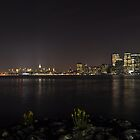 New York City Skyline by John Caetano