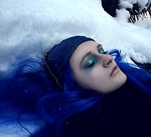 Blue by PorcelainPoet