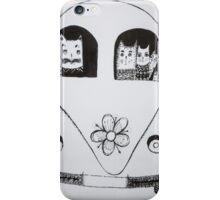 Traveler at heart iPhone Case/Skin