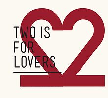 2 IS FOR LOVERS - TYPOGRAPHY EDITION - DIN by Gaia Scaduto Cillari