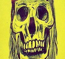 The Skull by markishgambino