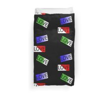 SOLD - ALL YOU NEED IS ... THIS T SHIRT/LEGGINGS/SKIRT/SCARF/BAG/MUG /IPC AND DUVET COVER Duvet Cover