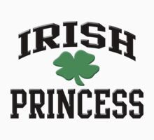 Irish Princess by brattigrl
