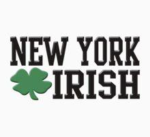 New York Irish by brattigrl