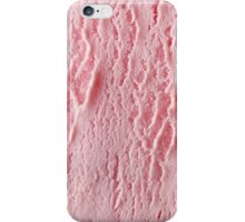 Strawberry Ice Cream iPhone Case/Skin
