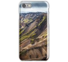 ICELAND:THE LOST VALLEY iPhone Case/Skin