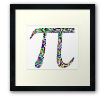 Ultimate Pi-day Framed Print