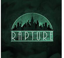 Rapture by mLenderSan