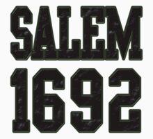 Salem 1692 by brattigrl