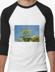 Spring Is In The Air #2, Oxford, England Men's Baseball ¾ T-Shirt