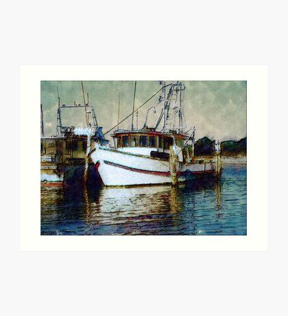 Sea Worthy Art Print
