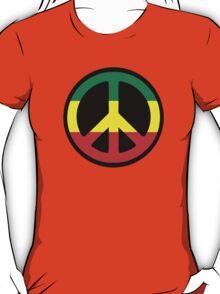 Rasta Peace T-Shirt