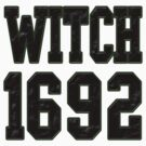 Witch 1692 by brattigrl