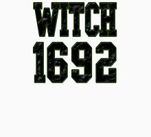 Witch 1692 Womens Fitted T-Shirt