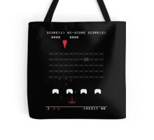 empire invaders Tote Bag