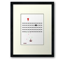 empire invaders Framed Print