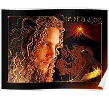 Hephaistos Poster