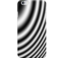 BW BLUR iPhone Case/Skin