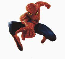 Spider of block T-Shirt